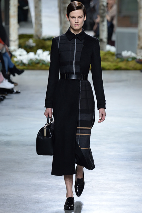 Hugo Boss by Jason Wu, FW14, MBFW.