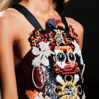 Fashion Story: Mary Katrantzou, FW14, LFW