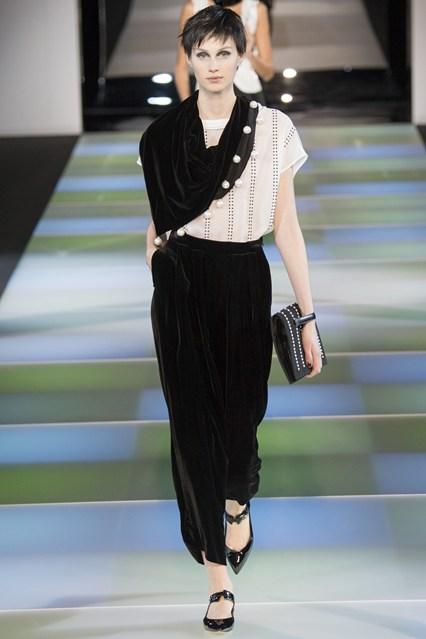Emporio Armani, FW14, Milan Fashion Week