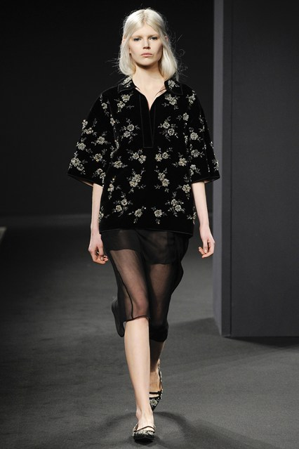 Numero Ventuno, FW14, Milan Fashion Week