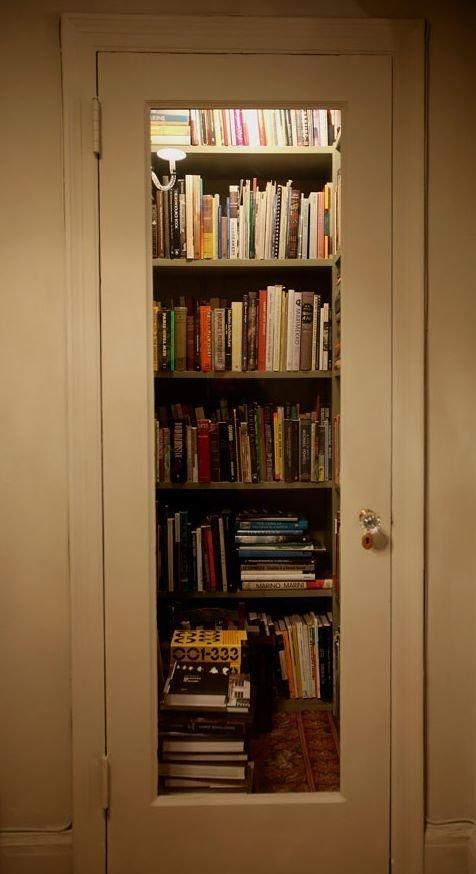 Hidden closet!