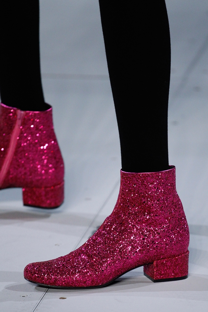 Glitter Low Boot