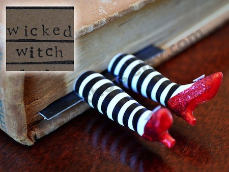 Quirky Bookmark