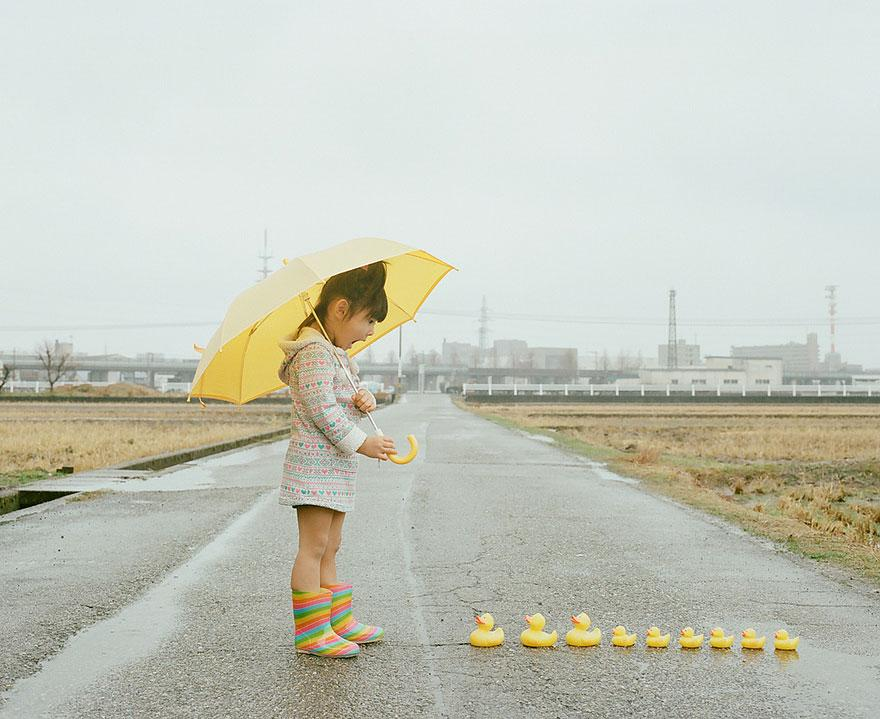 Nagano's girl