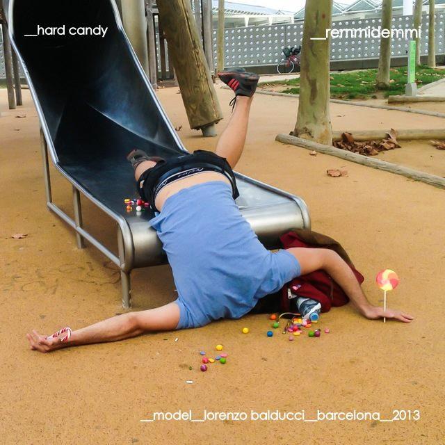 man falls too.