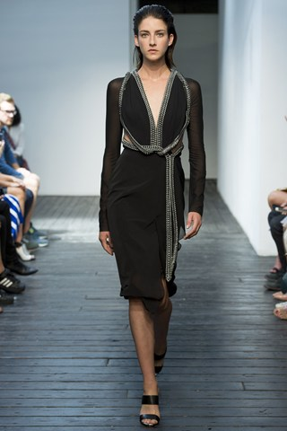 Dion Lee, SS15, NYFW
