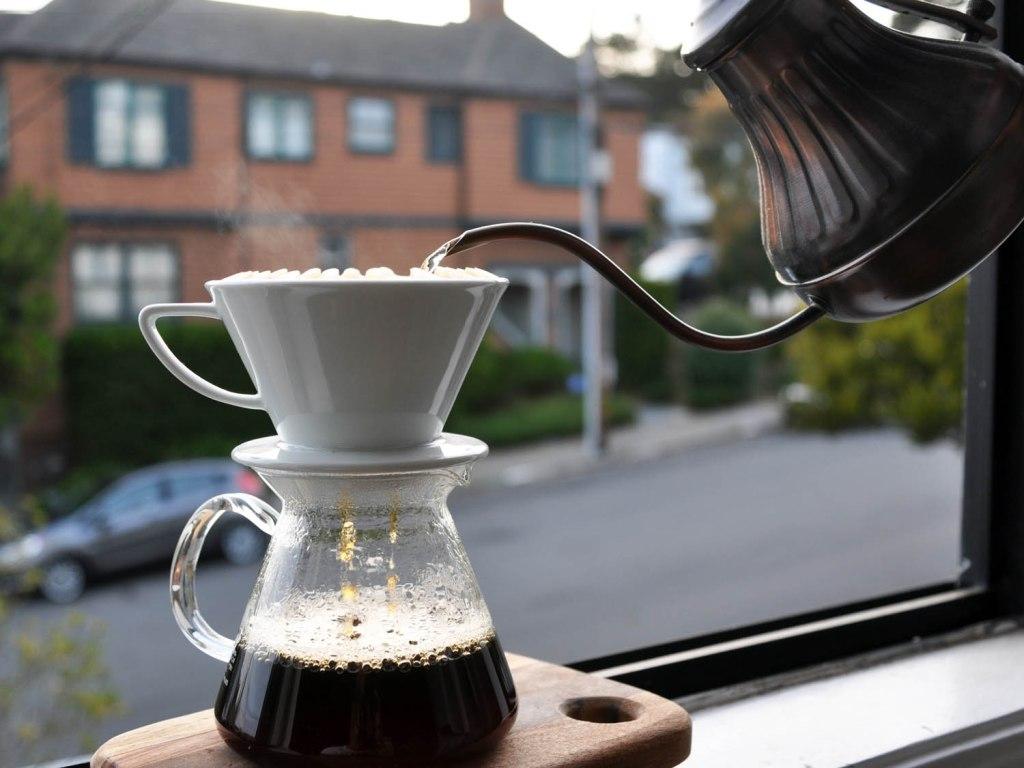 That's how I start my morning!