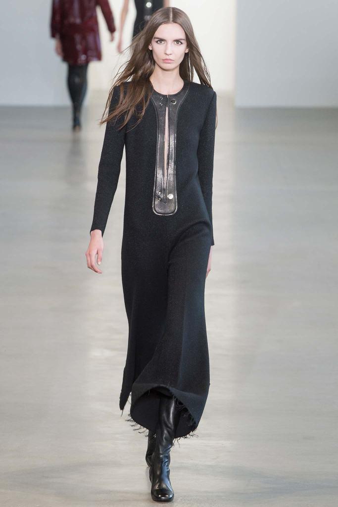 Calvin Klein Collection, FW15.