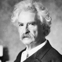 AUTHOR ON READING: MARK TWAIN
