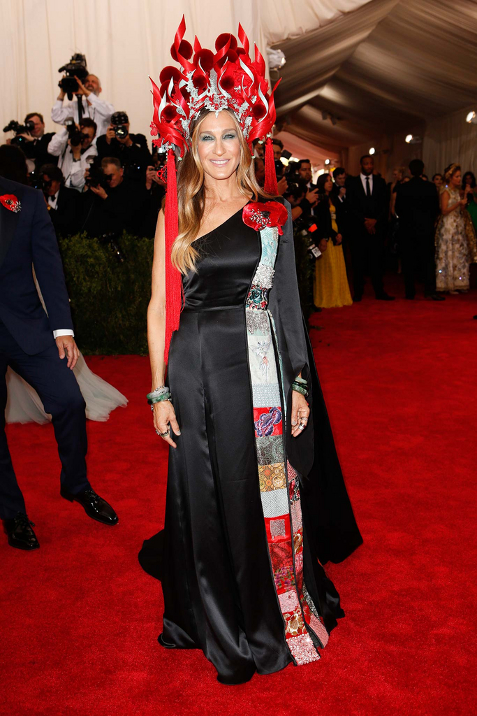 Sarah Jessica Parker in HM.