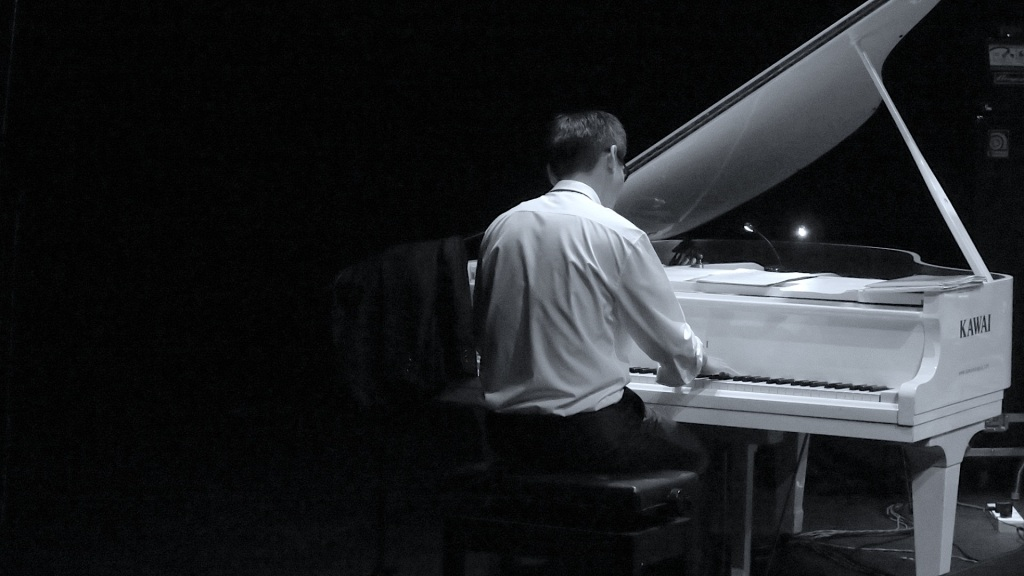 Tay Cher Siang on Piano
