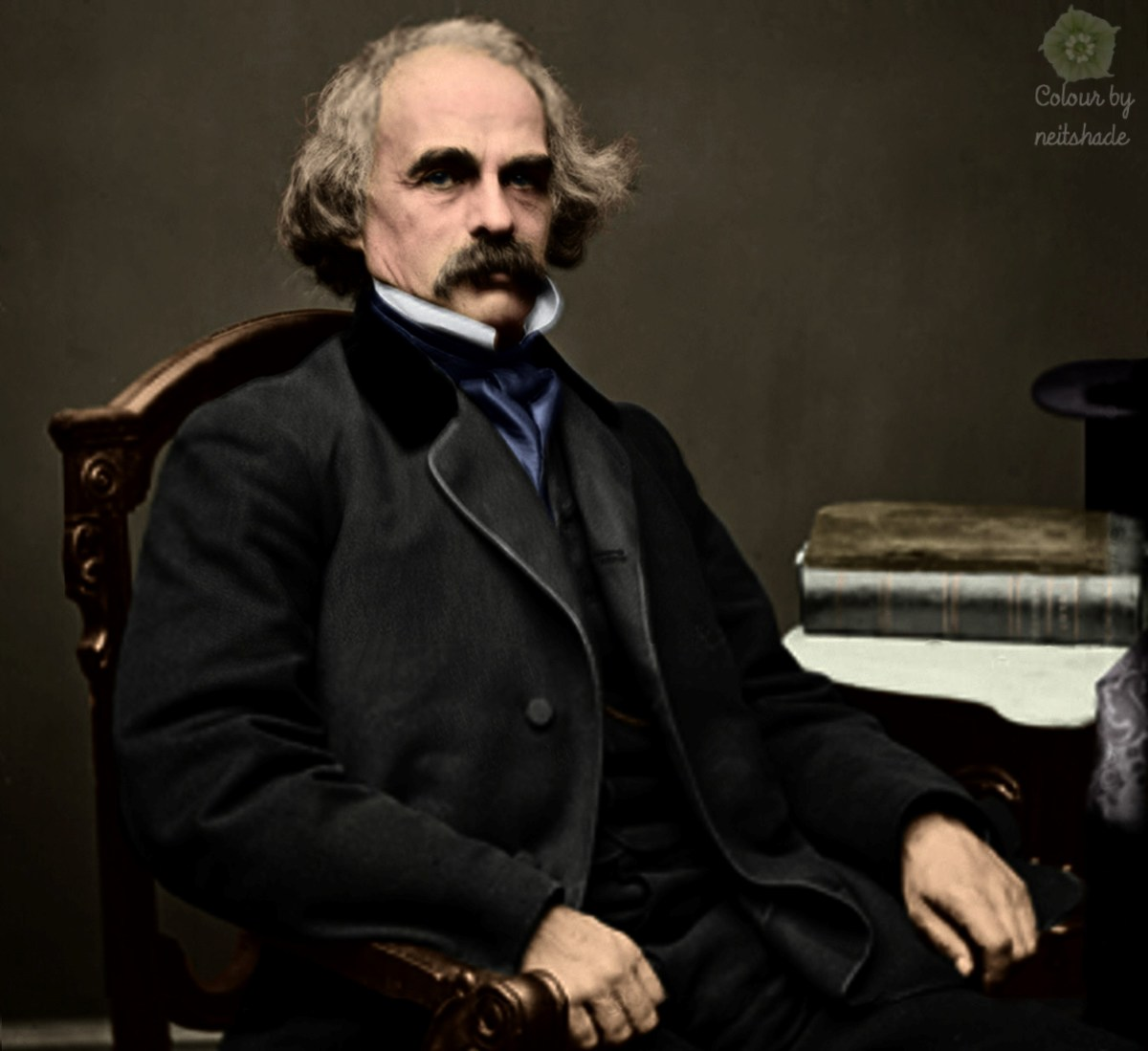AUTHOR ON READING:  NATHANIEL HAWTHORNE