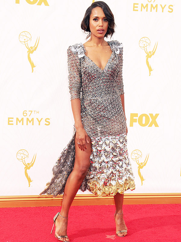 Kerry Washington in Marc Jacobs