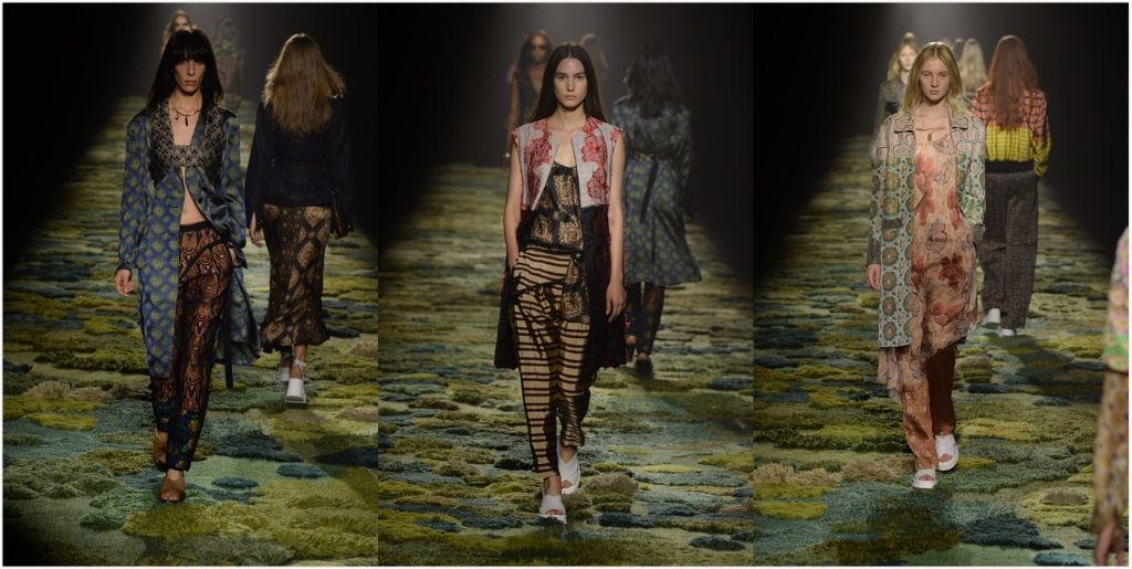 Dries Van Noten does it best!
